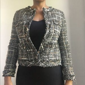 Old Navy Tweed Blazer